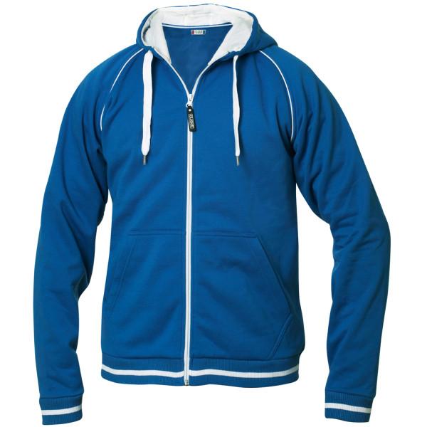 Ladies hooded sweat jacket Grace Clique®