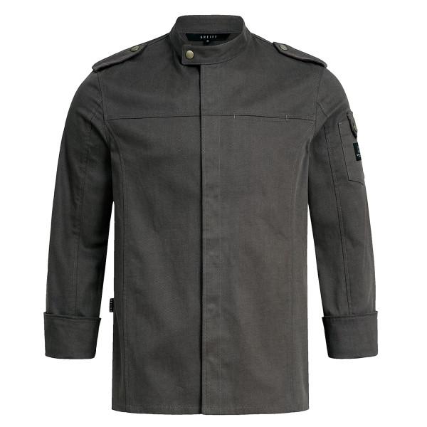 Premium chef's jacket in militarystyle Greiff®